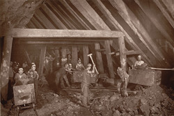 The 412, Dolcoath Mine
